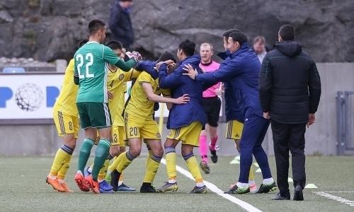 Просто красавцы. Молодежная сборная Казахстана на 94 минуте вырвала выездную победу над Израилем