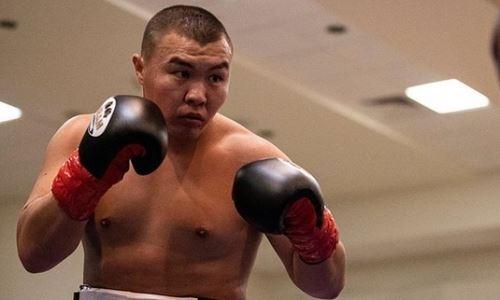 Казахстанский «Панда» узнал имя соперника по второму бою в США