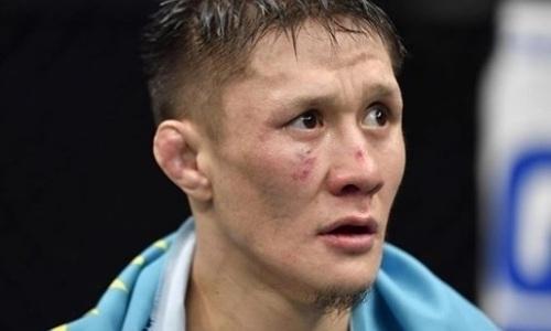 «Давай дадим жару». Жалгас Жумагулов бросил вызов американцу с 17 боями в UFC