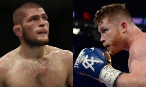 «Это чертовски весело». Президент UFC сделал заявление о бое «Канело» с Хабибом