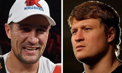 Ковалев обратился к Поветкину перед реваншем с Уайтом