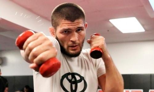 Нурмагомедов возобновил подготовку к бою с Гэтжи после болезни