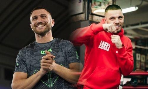 «Будет легкая победа». Украинский боксер поддержал Лопеса перед боем с Ломаченко