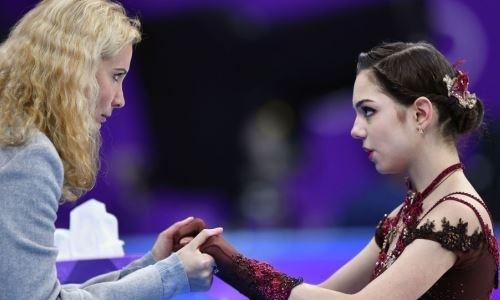Двукратная чемпионка мира Медведева решила вернуться к тренеру Турсынбаевой
