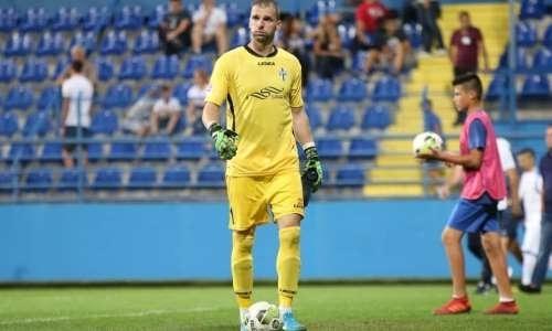 «Здесь мы видим наш шанс». Вратарь «Будучности» назвал слабое место «Астаны» перед матчем Лиги Европы