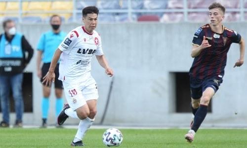 «В его таланте никто не сомневался». Казахстанский футболист впечатлил европейцев