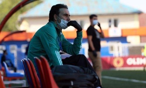 """«Из разряда """"no comment""""». Бабаян объяснил разгром «Тобола» в матче с «Ордабасы»"""