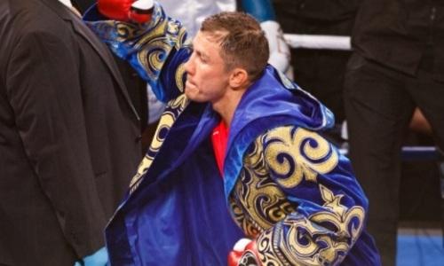 The Ring назвал место Головкина в ТОП-10 лучших боксеров мира