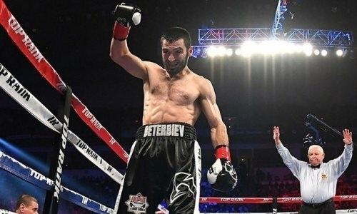 «Справлялся и с более серьёзными соперниками». Бетербиев назвал победителя боя Хабиб — Гэтжи