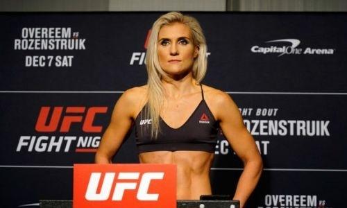 Российская файтерша UFC заразилась коронавирусом