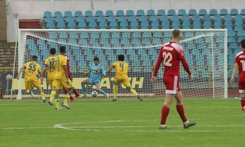 Пропасть в классе. «Кайсар» забил на шестой минуте и был уничтожен АПОЭЛом в Лиге Европы