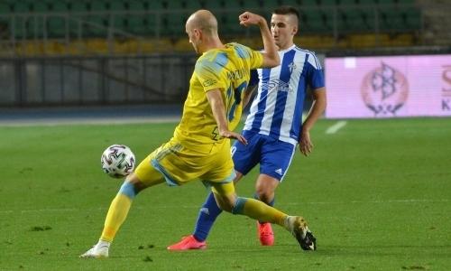Видеообзор матча, или Как «Астана» вылетела из Лиги Европы