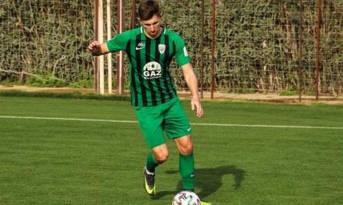 «Атырау» начал сезон в Первой лиге с сухой победы