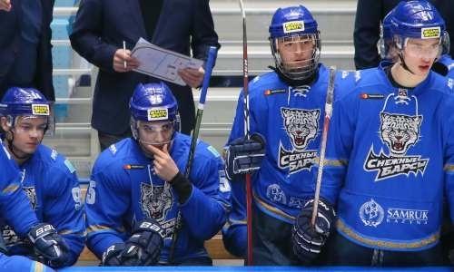 Представлена заявка «Снежных Барсов» на сезон чемпионата Казахстана