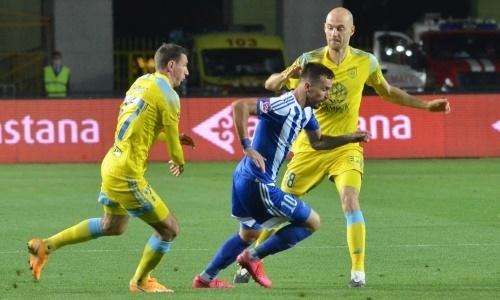 Науровне Андорры иГибралтара. Казахстан вошел вчисло футбольных неудачников евросезона