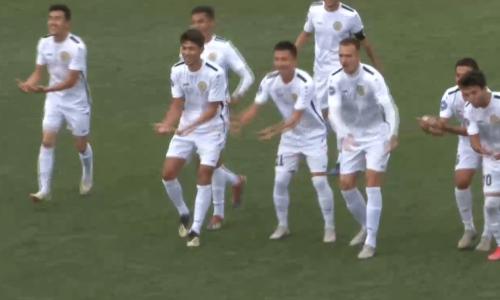 «Кыран» минимально обыграл «Экибастуз» в матче Первой лиги