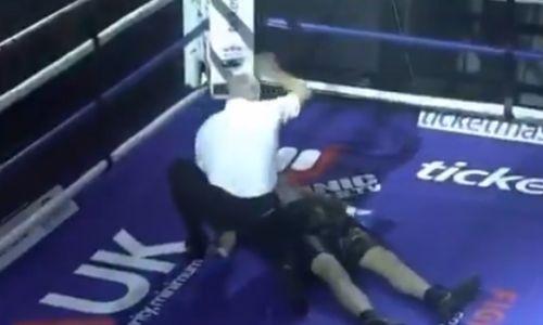 Убийственный удар на контратаке стал новым претендентом на нокаут года в боксе. Видео