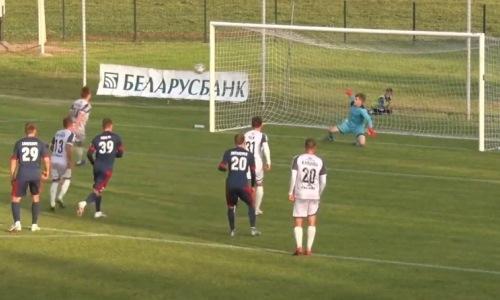 Кандидат в сборную Казахстана оформил дубль за европейский клуб ударом Паненки с пенальти. Видео