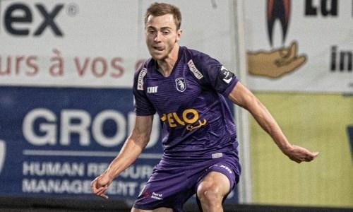 Ян Вороговский сыграл в матче за лидерство в чемпионате Бельгии