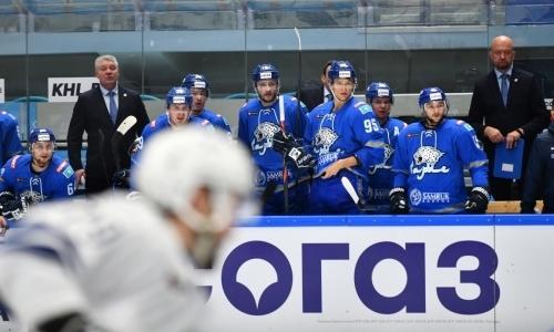 «Затруднительное положение». В России оценили угрозу срыва сезона КХЛ после ухода «Барыса» на карантин