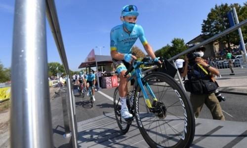 «Провели день без неприятностей». Лопес поделился настроем на индивидуальную «разделку» «Тур де Франс»