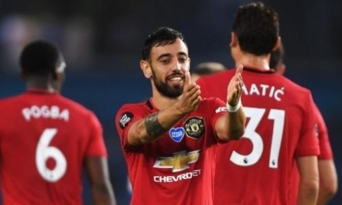 Прямая трансляция матча АПЛ «Манчестер Юнайтед» — «Кристал Пэлас»