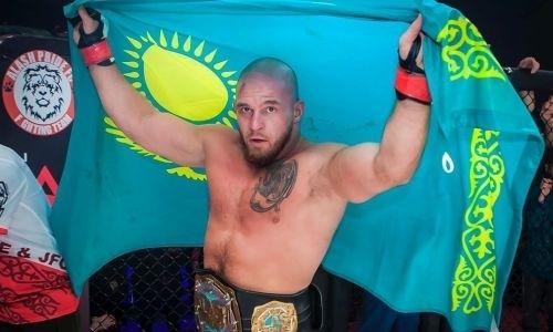 Казахстанец Артем Резников сенсационно выиграл соглавный бой турнира АСА 111