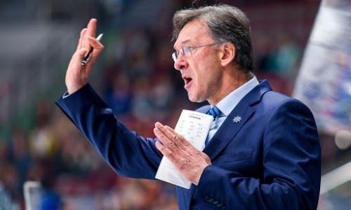 Клуб конференции «Барыса» в КХЛ официально назначил нового главного тренера