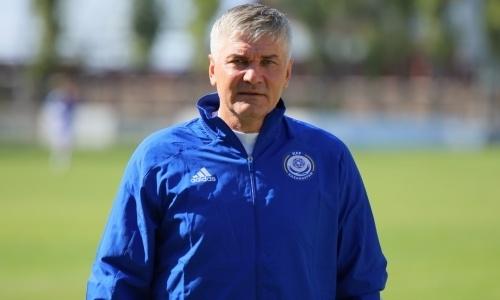 Представлен новый главный тренер женской сборной Казахстана