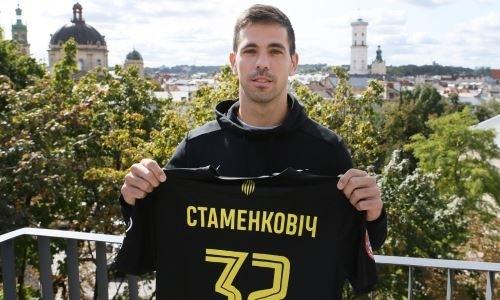 Ушедший из «Иртыша» футболист официально перешел в клуб Украинской Премьер-Лиги