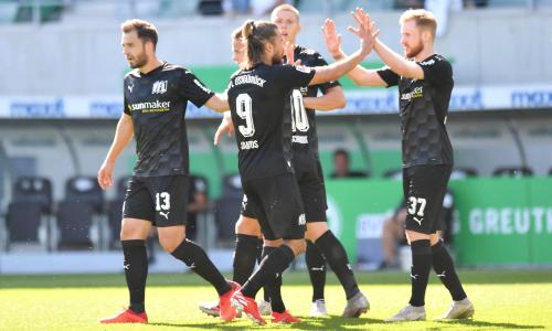 Немецкий клуб казахстанского футболиста стартовал с ничьи в новом сезоне