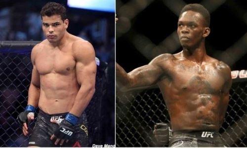 «Выглядишь худощавым». Непобежденные бойцы столкнулись в отеле перед поединком за титул чемпиона UFC. Видео
