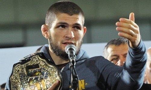 Михаил Галустян отреагировал на 32-летие чемпиона UFC Хабиба Нурмагомедова