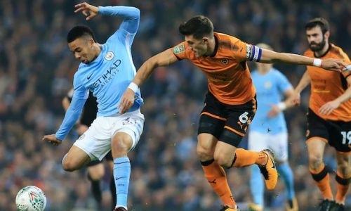 Прямая трансляция матча АПЛ «Вулверхэмптон» — «Манчестер Сити»