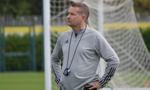 «Команда находится не в самом лучшем состоянии». Пол Эшуорт сделал заявление о будущем и слухах вокруг «Астаны»