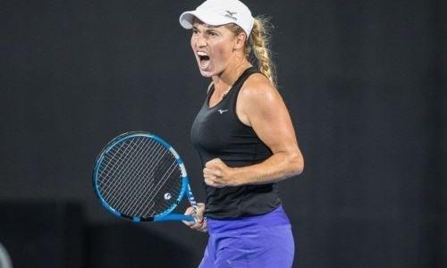 Путинцева повторила личный рекорд в рейтинге WTA