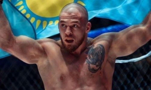 «Нисколько не сломал». Бывший чемпион Bellator оценил силу духа казахстанца Резникова