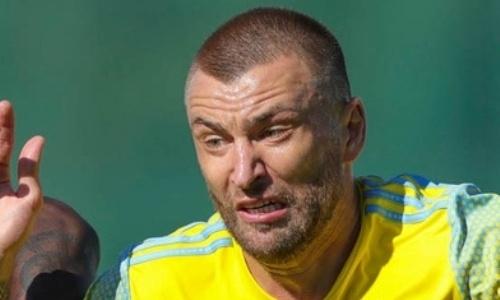 Алексей Щеткин провел свой 250 матч в КПЛ. Он забил 63 гола
