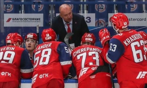 Клубу экс-тренера «Барыса» Скабелки засчитано техническое поражение вматче с«КуньлуньРС»