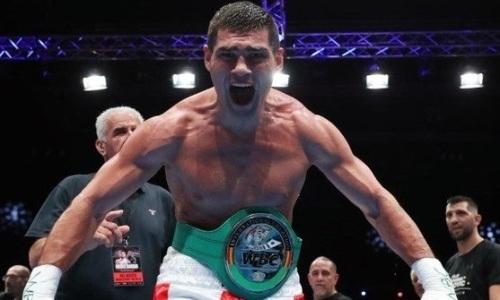 Новым соперником экс-боксера «Астана Арланс» стал выступающий под флагом Греции грузин
