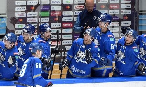 КХЛ официально объявила даты двух перенесённых матчей «Барыса»