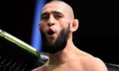 Хамзат Чимаев несмотря на рекорд не попал в обновлённый рейтинг UFC