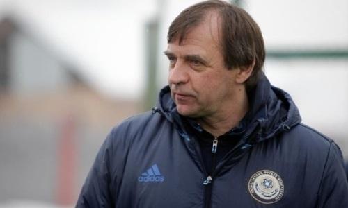 Экс-тренер сборной Казахстана покинул европейский футбольный клуб, не проработав там и двух месяцев