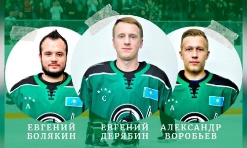 «Бейбарыс» назвал капитана команды на предстоящий сезон