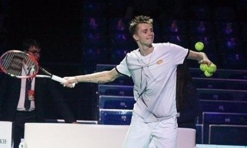 Бублик одержал победу во втором круге турнира в Гамбурге