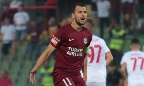 «Я ожидал «Астану», а не «Будучность». Лидер «Сараево» удивлен вылету чемпиона Казахстана из Лиги Европы