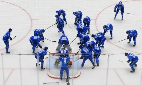 «КХЛ не следовало их допускать». В России призывают «Барыс» сняться с турнира