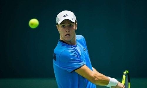 Казахстанский теннисист получил шанс на дебют в основной сетке турнира «Большого шлема»