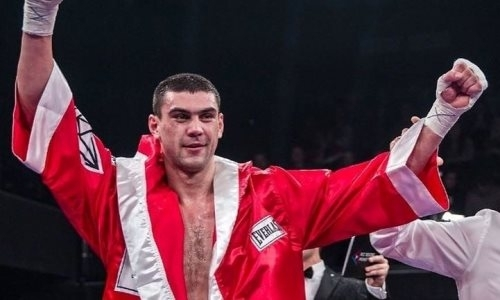 Скандальный обидчик двух казахстанских боксеров анонсировал титульный бой