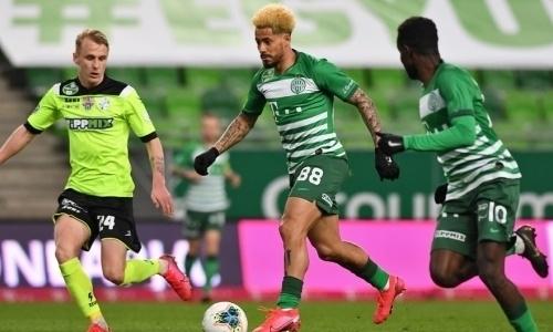 Клуб экс-лидера «Кайрата» упустил победу со счета 2:0 в Лиге Чемпионов. Видео